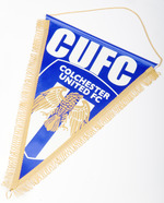 CUFC V Pennant