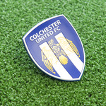 Crest Fridge Magnet