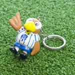 Eddie Minature Keyring