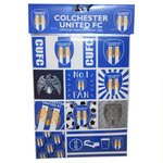 CUFC Sticker Set