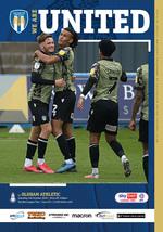 03/10 v Oldham Athletic