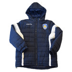 Long Heavy Padded Jacket - VAL