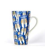 Crested Latte Mug