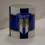 16/17 Crest Stripe Mug