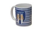 Pin Stripe Mug