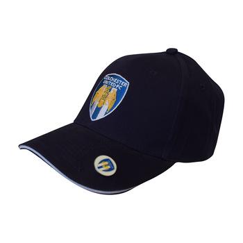 Golf Cap w/magnetic peak