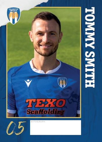 20/21 Tommy Smith