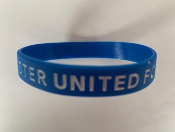 CUFC Silicon Wristband