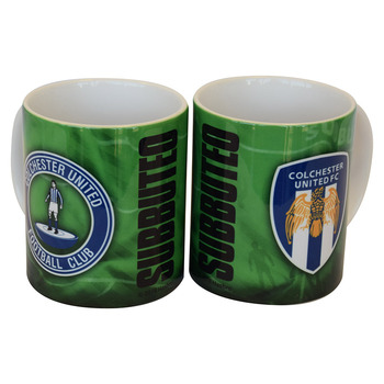 Subbuteo Retro Mug