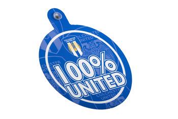 Car Hanger - 100 United