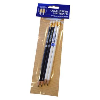 4 Pack Pencils