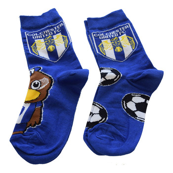 Kids Dbl Pack Socks