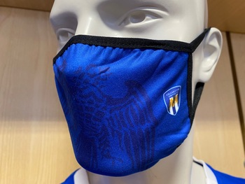 FACE COVER - Home Side Eagles