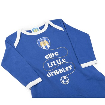 CUFC Little Dribbler Sleepsuit