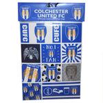 CUFC Sticker Set