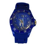 Crest Watch Blue