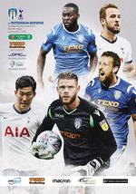 24/09 v Spurs Carabao Cup