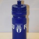 Blue CUFC Grip Water Bottle